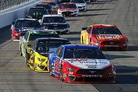 What time and channel is the Loudon NASCAR race today?