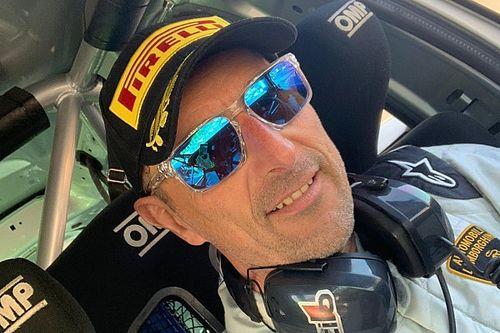 """Luciano """"Linos"""" Linossi al 56° Rally delle Valli Ossolane"""