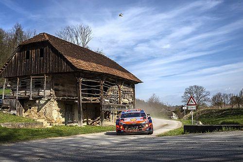 Las mejores fotos del vibrante final del Rally de Croacia 2021