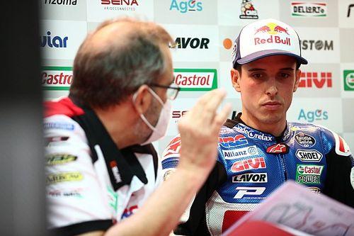 「いい始まり方じゃなかった」アレックス・マルケス、カタールでの度重なる転倒でチームには謝罪