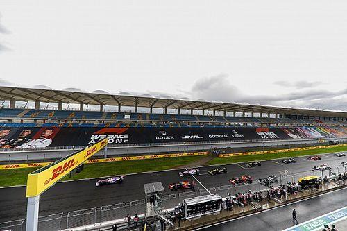 Le Grand Prix de Turquie remplace celui de Singapour