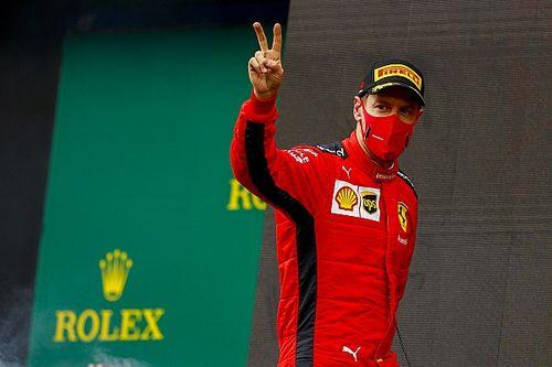 Binotto szerint Vettel mostanra barátkozott meg az idei Ferrarival