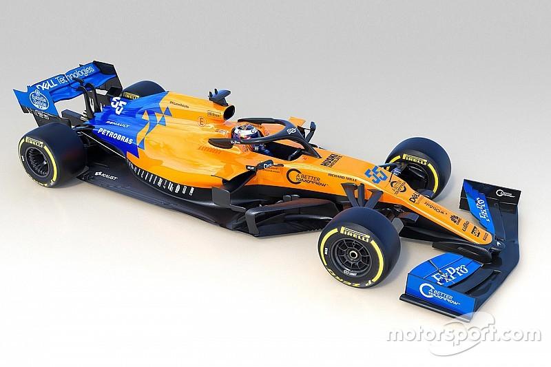 Präsentation McLaren MCL34: Die besten Fotos