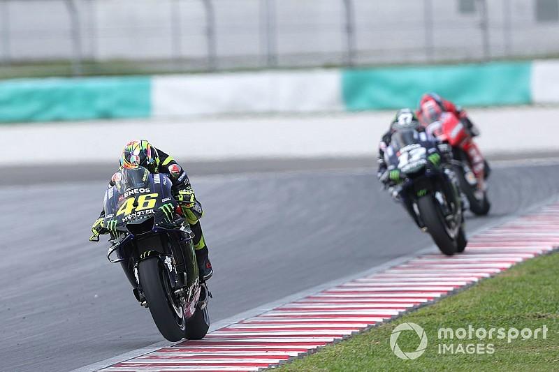 Rossi: A Yamaha már nem olyan elveszett, mint 2017-18-ban volt