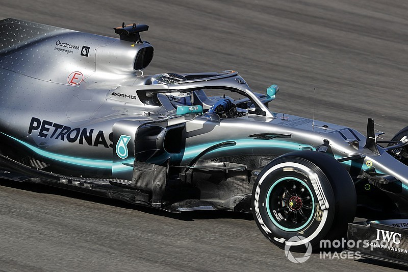 Bottas: Mercedes necesita más para competir con Ferrari