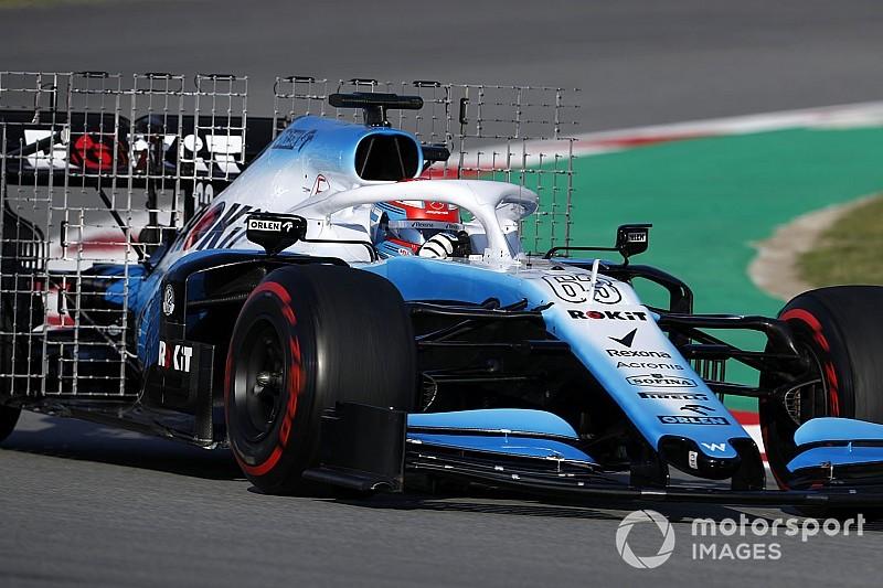 Williams обязали изменить конструкцию машины