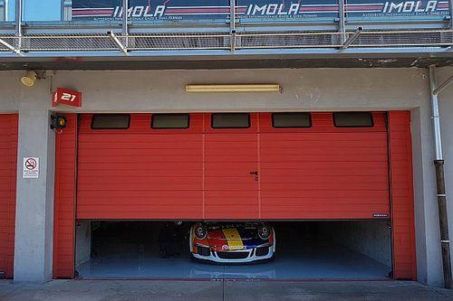 Carrera Cup Italia, test collettivi con 41 piloti su 37 auto a Imola