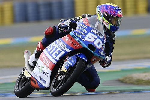 El dorsal 50 de Jason Dupasquier será retirado de Moto3 en Sachsenring