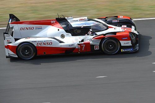 24 uur van Le Mans: Toyota stevig aan de leiding na 4 uur