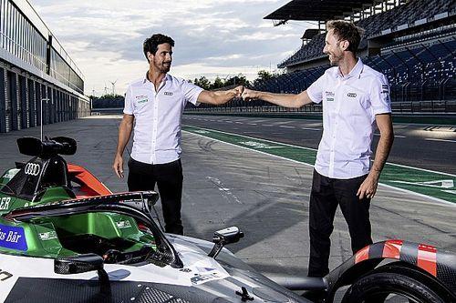 Rast joins Audi FE team full time for 2020-21 season