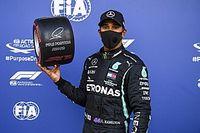 Hamilton z rekordem, kraksa Vettela