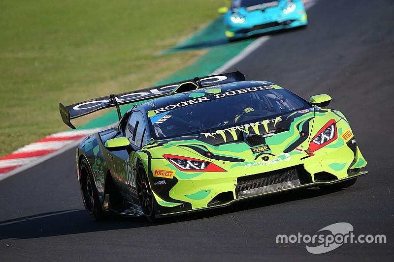 Lamborghini, Finali Mondiali AM-LC: pole position per Lauck, Ockey, Meredith e Yoshihara