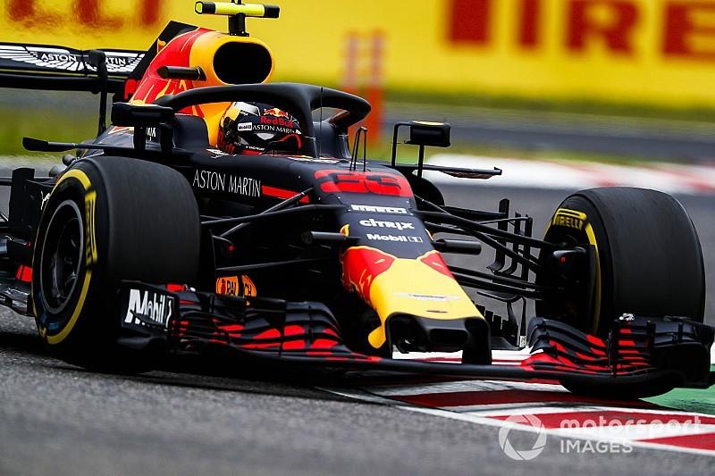 Verstappen: Yarışta Ferrari'nin önünde kalabiliriz