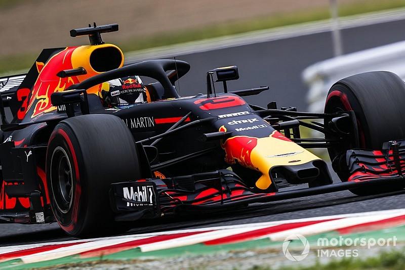 Ricciardo bağırmaktan ses tellerine zarar vermiş