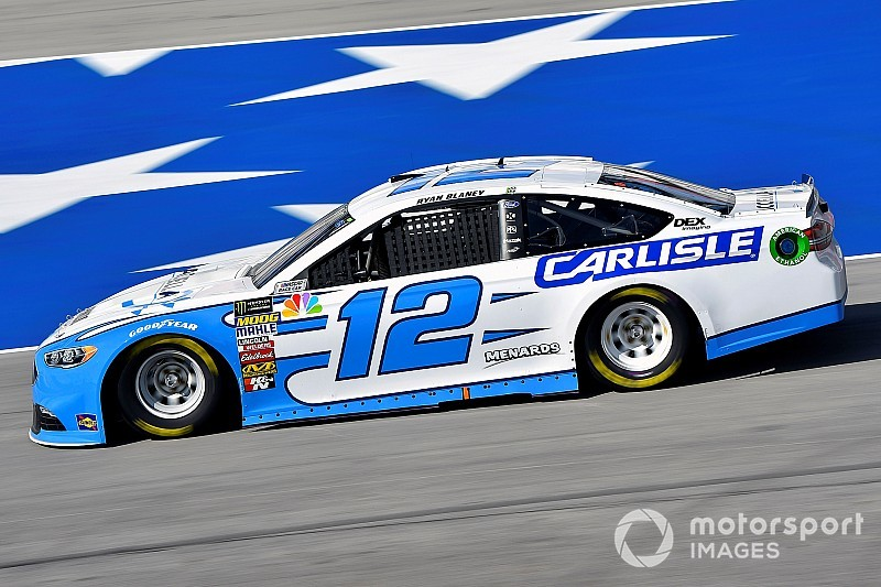 NASCAR Cup Texas starting lineup in pictures