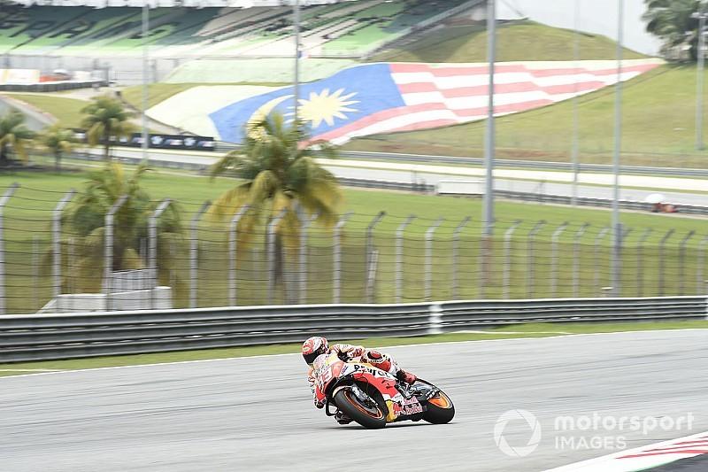 Гран Прі Малайзії: найкращі світлини першого дня вікенду