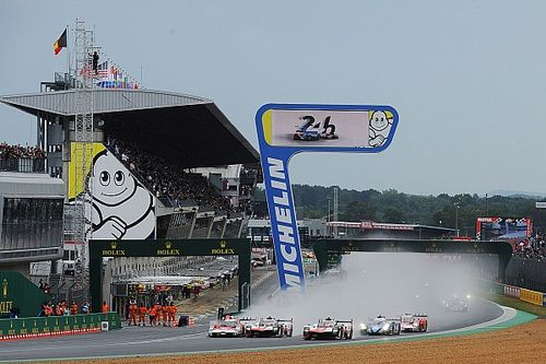 Why Le Mans proves good vision is vital to racing success