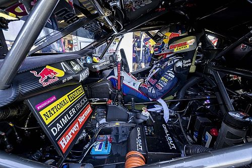 Paddle shift move now unlikely for Supercars