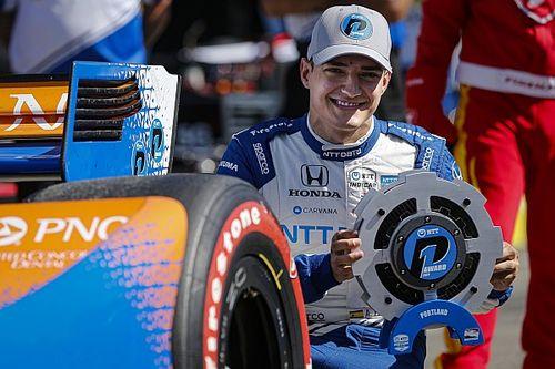 Palou slaat terug met eerste IndyCar-pole, VeeKay start achteraan