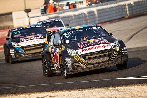Kemenangan WRX Spanyol Hasil Kerja Keras Kevin Hansen