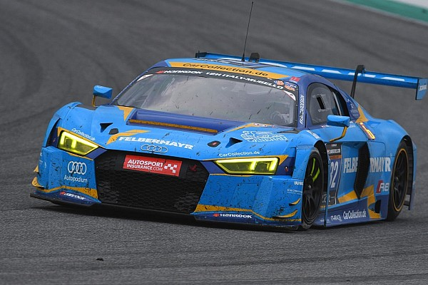 Car Collection Motorsport holds shock lead on Friday at 12H Imola