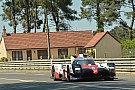 Le Mans 24h: Nakajima tops morning warm-up for Toyota