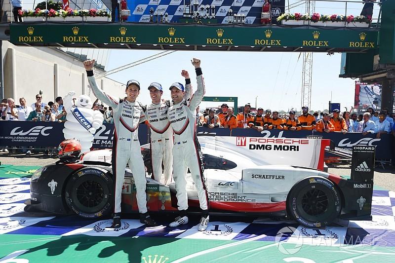 """Avec une seule voiture, Porsche a """"pris tous les risques"""""""