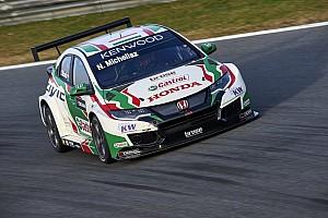 WTCC Crónica de entrenamientos Honda con el 1-2 y Girolami cuarto en Marrakech
