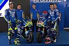 MotoGP 2017: Die neue Suzuki ist da!