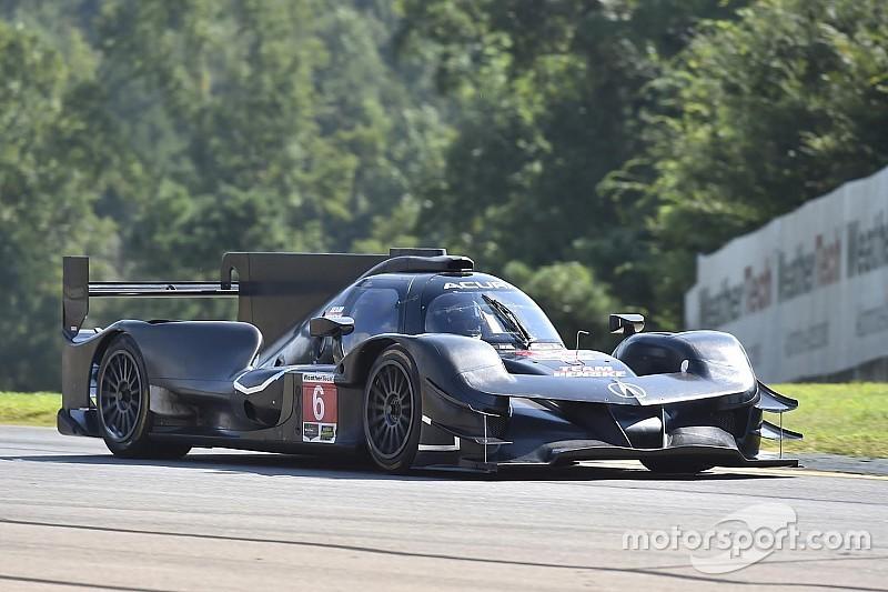 Penske Hpd Montoya Complete First Test Of Acura Arx 05