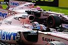 Force India заборонила гонщикам надалі боротися між собою