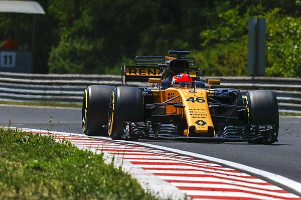 """Fórmula 1 Hulkenberg: """"O que Kubica fez em teste é bem impressionante"""""""