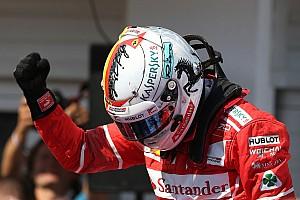 F1 Reporte de la carrera Vettel se impone en Hungría con Raikkonen ganándose la renovación