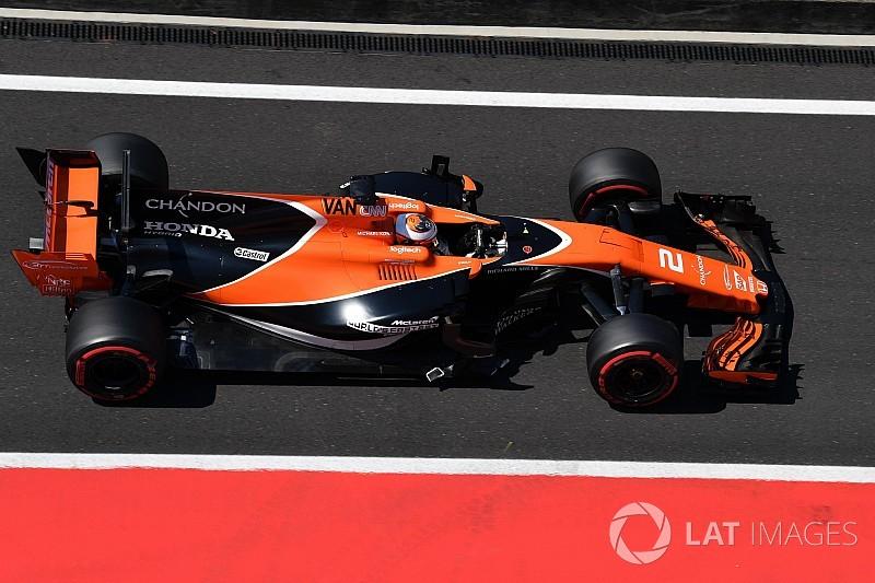 Formel 1 2018: Stoffel Vandoorne bleibt bei McLaren