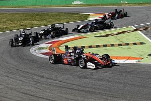 فورمولا 3 الأوروبية أخبار عاجلة فورمولا 3: بيكمان ينتقل إلى فريق موتوبارك بجوار إريكسون المتصدّر