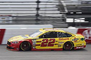 NASCAR Cup Reporte de la carrera Logano gana en Richmond con un doblete de Penske