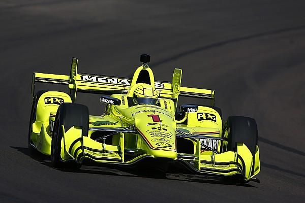 IndyCar Course - Simon Pagenaud signe sa première victoire sur ovale!