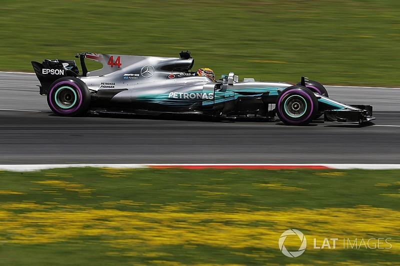 """Lewis Hamilton asegura: """"Fui más rápido que nadie"""""""