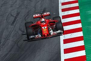 Formel 1 Trainingsbericht Formel 1 2017 in Spielberg: Ferrari-Bestzeit im 3. Training
