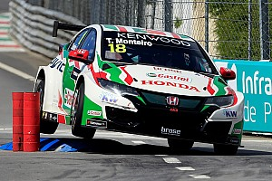 WTCC Nieuws Monteiro mist ook WTCC-seizoensfinale in Qatar