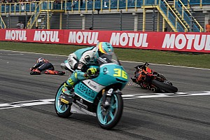 MotoGP changes rule for split rider/bike finishes