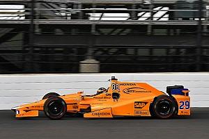IndyCar 予選レポート 【インディ500】予選初日:佐藤琢磨2位、アロンソ7位で日曜PP争いへ