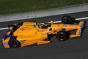 IndyCar News IndyCar-Neuling Fernando Alonso: