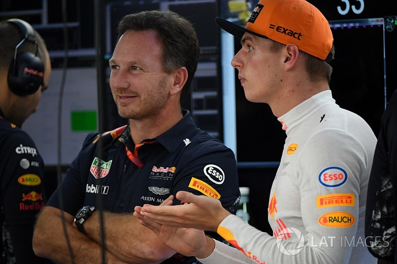 Horner: Verstappen can build team around him at Red Bull