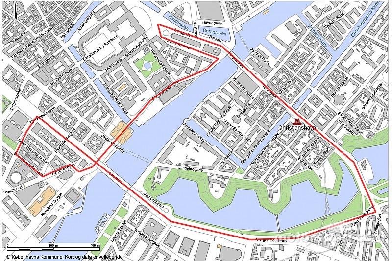 丹麦谋求2020年举办哥本哈根街道赛