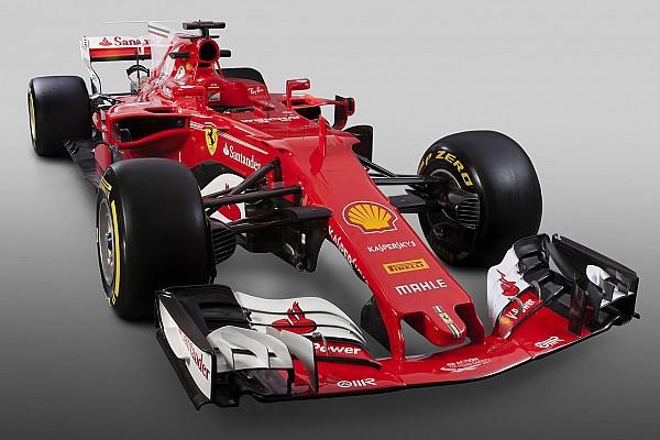 Formule 1 Nieuws Ferrari toont nieuwe Formule 1-auto vol spannende details