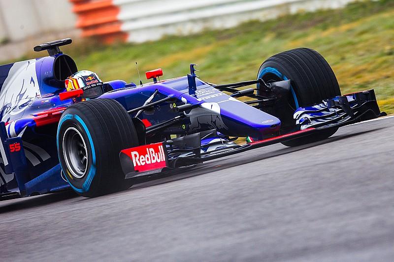 Toro Rosso: des similitudes avec la Mercedes