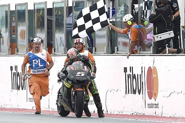 """MotoGP Zarco: """"Hay cosas peores que llegar a la meta empujando la moto"""""""