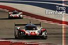 WEC Chronique Timo Bernhard - Le travail collectif de Porsche a payé