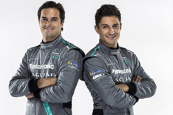 Formula E Son dakika Jaguar Formula E dördüncü sezon için Piquet ve Evans'ı açıkladı